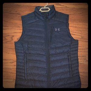 Under armour size large vest.